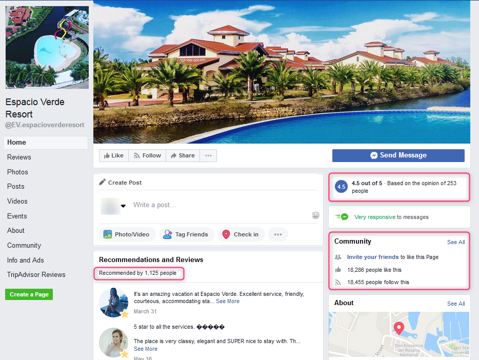 Facebook as a way to promote your hotel